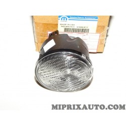Lampe feu clignotant Mopar Jeep Dodge Chrysler original OEM 68200290AA