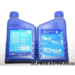 1 Bidon 1L 1 litre huile transmission boite de vitesses 75W80 API GL-4 Petronas Tutela experya