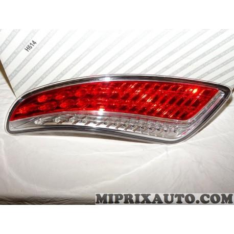 Feu lanterne arriere gauche Fiat Alfa Romeo Lancia original OEM 51808847 pour lancia delta 3 III à partir de 2008