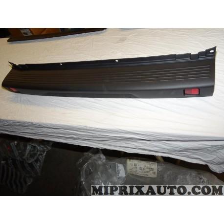 Parechocs pare-chocs central arriere Fiat Alfa Romeo Lancia original OEM 735415725