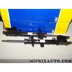 Paire amortisseurs suspension arriere Magneti marelli Fiat Alfa Romeo Lancia original OEM 71775973 pour alfa romeo 147