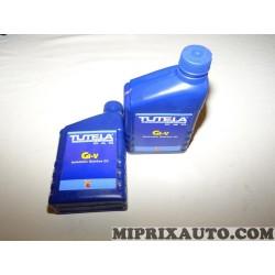 1 Bidon 1L 1 litre huile boite de vitesses transmission Tutela GI-V ATF JWS 3309 type type t-iv
