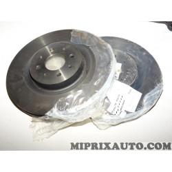 Paire disques de frein avant 305mm diametre Fiat Alfa Romeo Lancia original OEM 51738833 pour alfa romeo mito