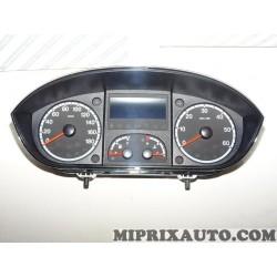 Bloc compteur de vitesse instruments indications Fiat Alfa Romeo Lancia original OEM 1371843080 1378892080 pour fiat ducato 3 4