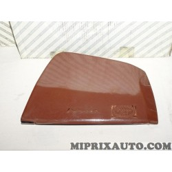 Panneau planche de bord volet droit cuir terra di siena platino plus Poltrona Frau Fiat Alfa Romeo Lancia original OEM 735478991