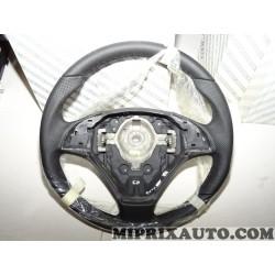 Volant de direction couture noire Fiat Alfa Romeo Lancia original OEM 71753278 pour fiat bravo 2 II de 2007 à 2014