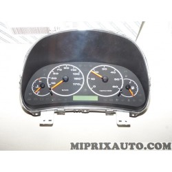 Bloc compteur de vitesse instruments indications Fiat Alfa Romeo Lancia original OEM 71748988 pour fiat ducato