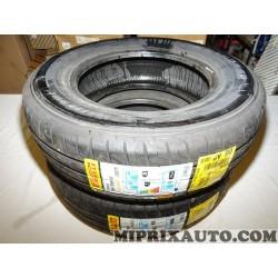 Lot 2 pneus NEUF Pirelli Fiat Alfa Romeo Lancia original OEM Carrier 195/70/15C 195 70 15 C 104/102R DOT1718