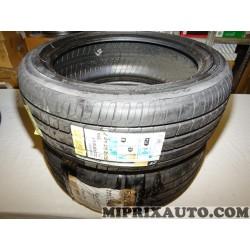 Lot 2 pneus NEUF Pirelli Fiat Alfa Romeo Lancia original OEM Cinturato P7 225/45/18 225 45 18 91W R-F RUNFLAT DOT3617