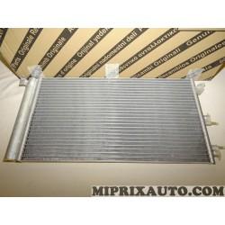 Radiateur condenseur climatisation Fiat Alfa Romeo Lancia original OEM 51960726 pour fiat panda 2 II de 2003 à 2012