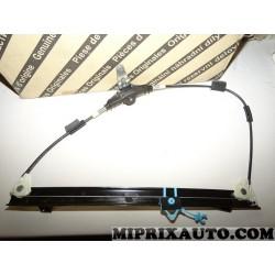 Mecanisme leve vitre Fiat Alfa Romeo Lancia original OEM 51711750