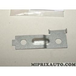 Etrier platine fixation jonction plaque protection sous moteur Mercedes Benz original OEM 2125242140
