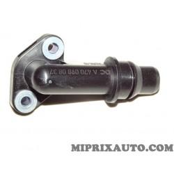 Pipe reniflard support filtre à huile Mercedes Benz original OEM 4700980837