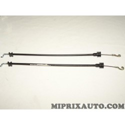 1 Cable tringle tringlerie poignée porte serrure Mercedes Benz original OEM 6417600004