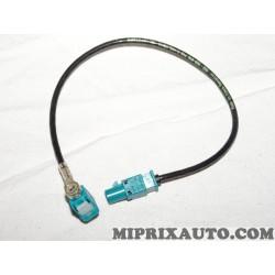 Cable faisceau electrique radio Volkswagen Audi Skoda Seat original OEM 000098710A