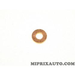 Rondelle joint injecteur Fiat Alfa Romeo Lancia original OEM 9456154380