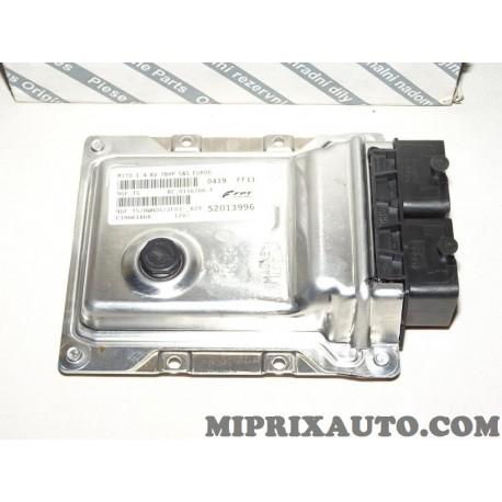 Centrale injection calculateur ECU Fiat Alfa Romeo Lancia original OEM 52013996 pour alfa romeo mito 1.4 8V 16V 78CV euro 5 euro