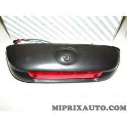 Camera de recul avec 3eme feu stop Fiat Alfa Romeo Lancia original OEM 735471055 pour fiat ducato 3 de 2006 à 2014