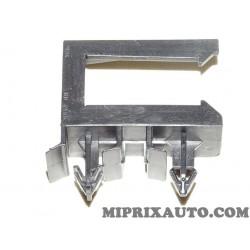 Agrafe fixaton faisceau cable electrique cadre ventilateur Volkswagen Audi Skoda Seat original OEM 1J0971830H