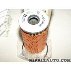 Filtre à huile BMW Opel Chevrolet original OEM 11422244332