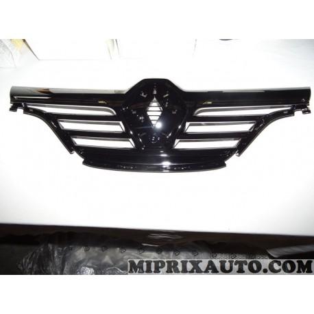Calandre grille de radiateur noire Renault Dacia original OEM 622562805R pour renault megane 4 partir de 11/2015