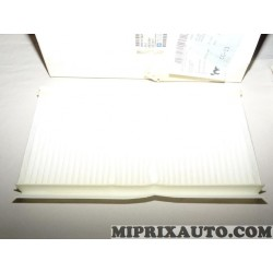 Filtre habitacle interieur Opel Chevrolet original OEM 93172299 6808601