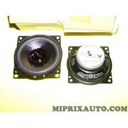 1 Haut parleur enceinte 100mm Renault Dacia original OEM 7711222917 Sofare 013206