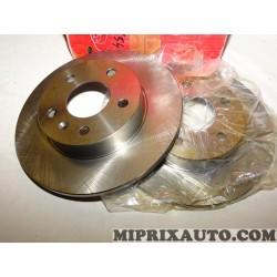 Paire disques de frein Motrio Renault Dacia original OEM 8671003554 pour opel astra zafira