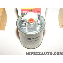 Filtre à carburant gazoil Motrio Renault Dacia original OEM 8671004385 pour mercedes sprinter vito
