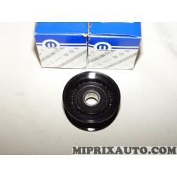 Galet enrouleur courroie accesoire Mopar Jeep Dodge Chrysler original OEM 04627851AA