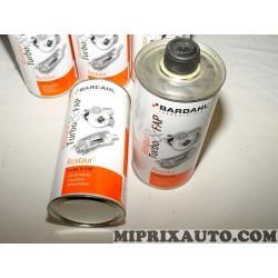 1 Bidon flacon 1L 1 litre produit nettoyant traitement turbo et FAP RESTAU TURBO & FAP Bardahl Ford original 1167 DLU 09/20