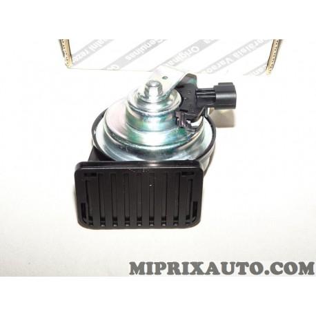 Klaxon avertisseur sonore Fiat Alfa Romeo Lancia original OEM 51897456