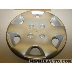 Enjoliveur de roue cache jante Citroen Peugeot original OEM 5416C2