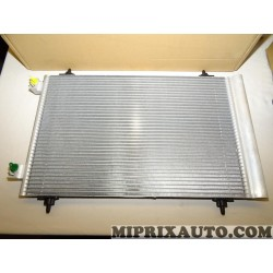 Condenseur radiateur climatisation Citroen Peugeot original OEM 6455HS pour citroen C8 jumpy fiat scudo 2 II ulysse 2 II lancia