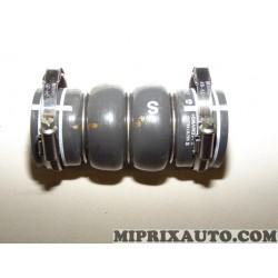 Manchon durite air intercooler turbo compresseur Citroen Peugeot original OEM 0382PP
