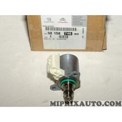 Regulateur detendeur pression injection Citroen Peugeot original OEM 9815874680 pour citroen berlingo C3 C4 picasso aircross C5