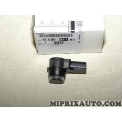 Capteur radar de recul aide au stationnement Citroen Peugeot original OEM 1606904180