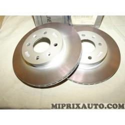 Paire disques de frein Mobis Hyundai Kia original OEM S517121C050 517121C050