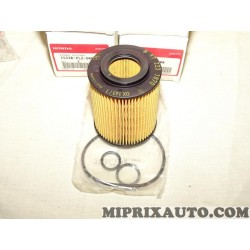 Filtre à huile Honda original OEM 15430PLZD00