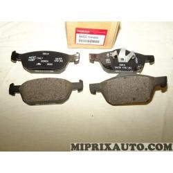Jeux 4 plaquettes de frein Honda original OEM 45022TV2E02