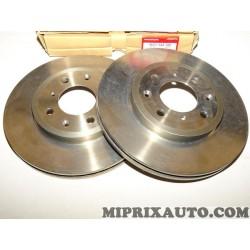 Paire disques de frein Honda original OEM 45251SAAG50