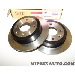 Paire disques de frein Honda original OEM 42510SR3A11