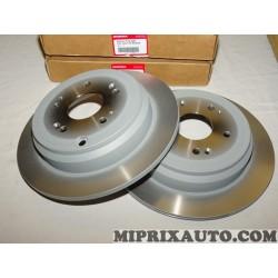 Paire disques de frein Honda original OEM 42510T1GG01