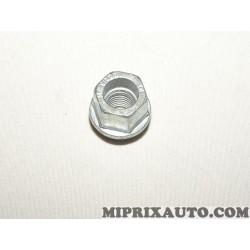 Ecrou de roue fixation jante Opel Chevrolet original OEM 9598799 1008010