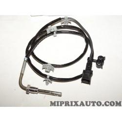 Sonde capteur palpeur temperature gaz echappement Opel Chevrolet original OEM 55571194
