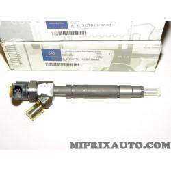 Injecteur carburant common rail Mercedes Benz original OEM 6130700887 0986435064 pour mercedes classe E G M S V vito sprinter W2