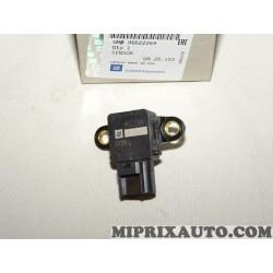 Capteur pression air barometrique Opel Chevrolet original OEM 95522269 pour opel astra G frontera B signum vectra C zafira A