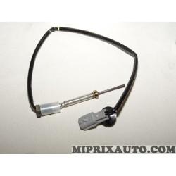 Sonde capteur palpeur temperature gaz echappement Opel Chevrolet original OEM 93168456 4420748 pour opel movano B renault master
