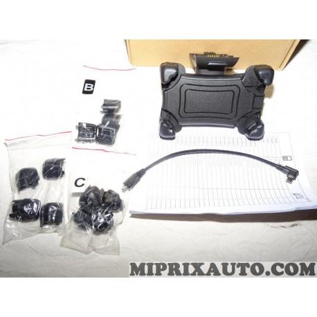 Support fixation telephone portable 0-07-26-0034-07 Opel Chevrolet original OEM 13378172 1788326