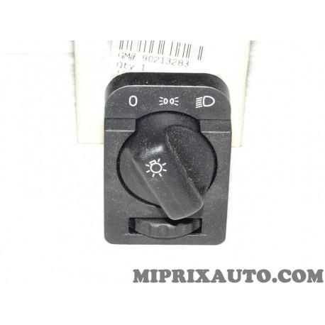 Interrupteur bouton comodo commande phare reglage hauteur Opel Chevrolet original OEM 90213283 1240126